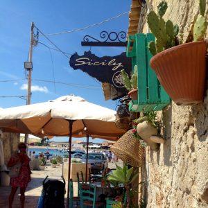 Marzamemi in Sicily
