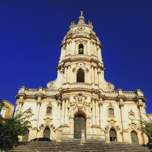 Ragusa: The Cathedral in the new city