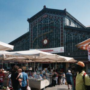 Porta Palazzo: the biggest open market of Turin
