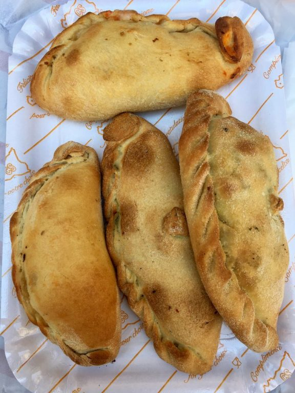 Panzerotto in Caltagirone