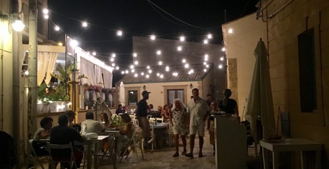 A tiny and quiet village in Sicily that turns into the place to be during summer nights: Marzamemi.