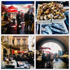 Visiting Catania, between legends and history