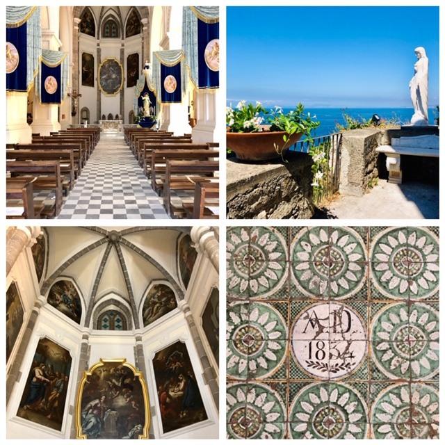 The Church dedicated to Santissima Annunziata