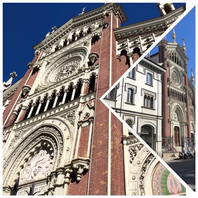 Chiesa del Gesù Nazzareno in Cit Turin